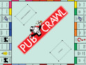 Monopoly Board Pub Crawl