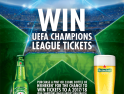 Win UEFA Champions League tickets