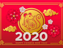 The Chinese New Year of The Rat