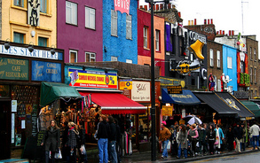 Pub guide to Camden