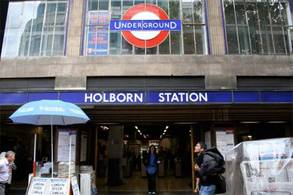 Pub guide to Holborn