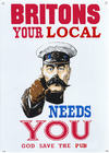 Your Local Needs You!