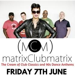 Matrix Club Matrix LIVE
