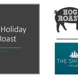 Bank Holiday Hog Roast
