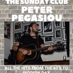 The Sunday Club: Peter Pegasiou
