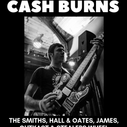 Live In The Lounge: Cash Burns