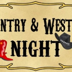Country & Western Night