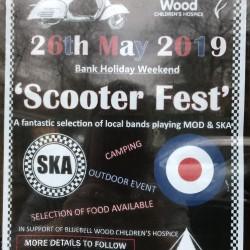 Scooter fest fundraiser