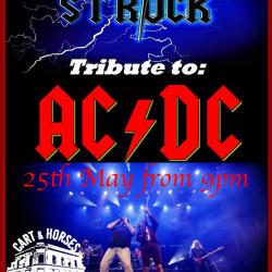 AC/DC tribute THUNDERSTRUCK