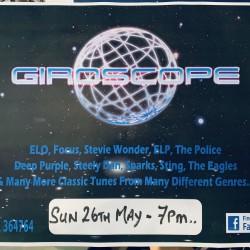 LIVE BAND NIGHT 'GIROSCOPE'