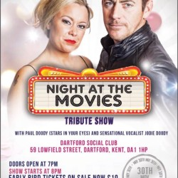Night at the Movies Tribute.....