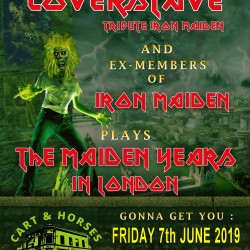 COVERSLAVE (Iron Maiden tribute)