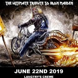 Rockageddon Rock Night & Iron Maiden