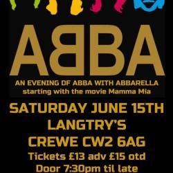 ABBARELLA - An Evening of ABBA