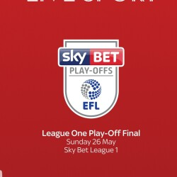 League 1 play off final