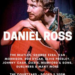 The Sunday Club: Daniel Ross