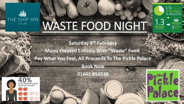Waste Food Night