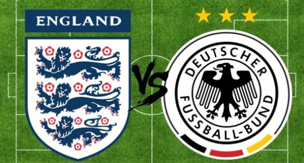 England v Germany