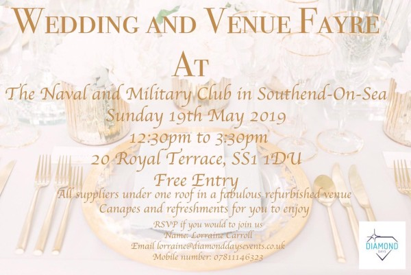Wedding & Venue Fayre