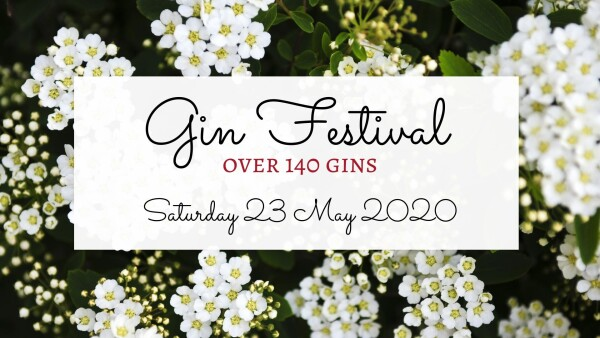 Gin Festival with PJ ONE DROP
