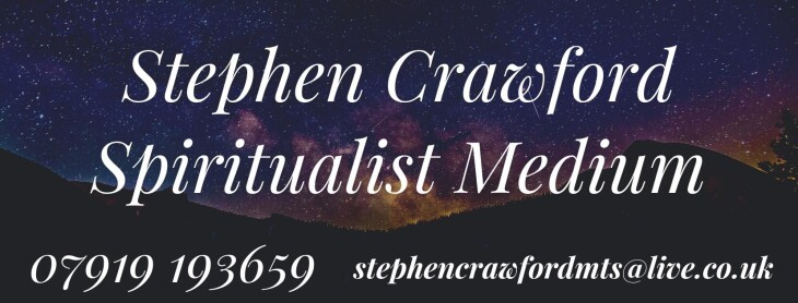 An Evening of Spiritual Mediumship