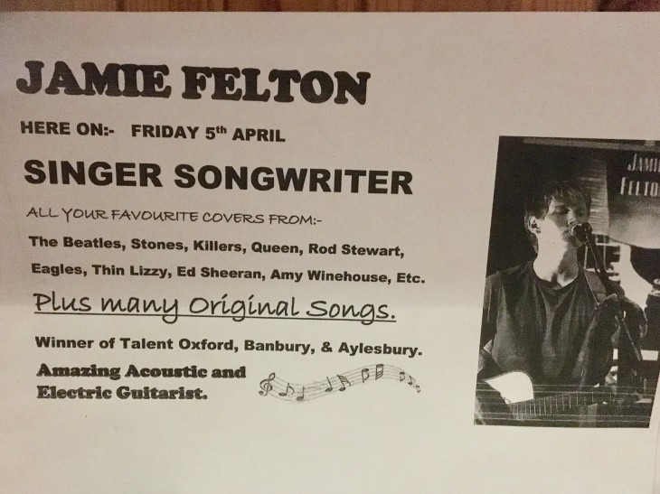 Jamie Felton - Membership Draw