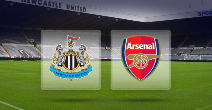 Newcastle vs. Arsenal %50 off pints!!!