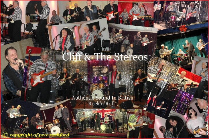 Rock n Roll Club, Cliff & The Stereos