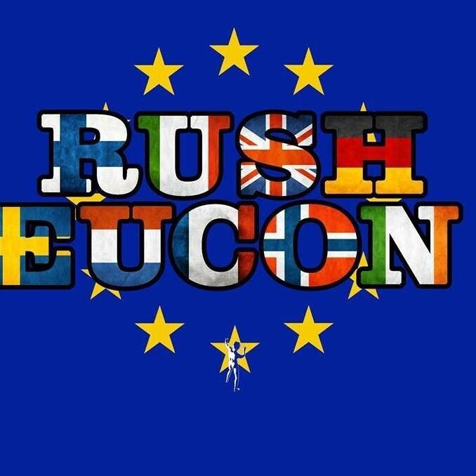 Rush Eucon 2019 - Weekender Event