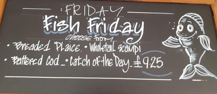 Fish Friday