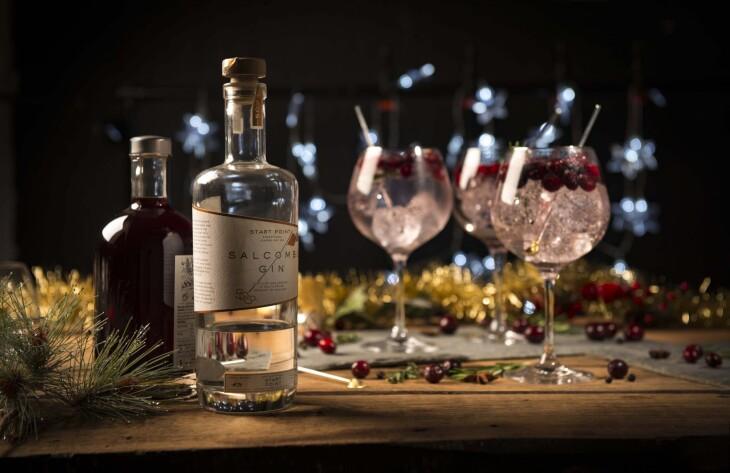 Christmas Gin Night