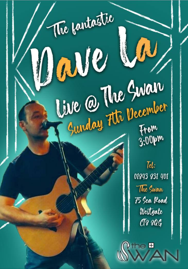Dave La Live @ The Swan