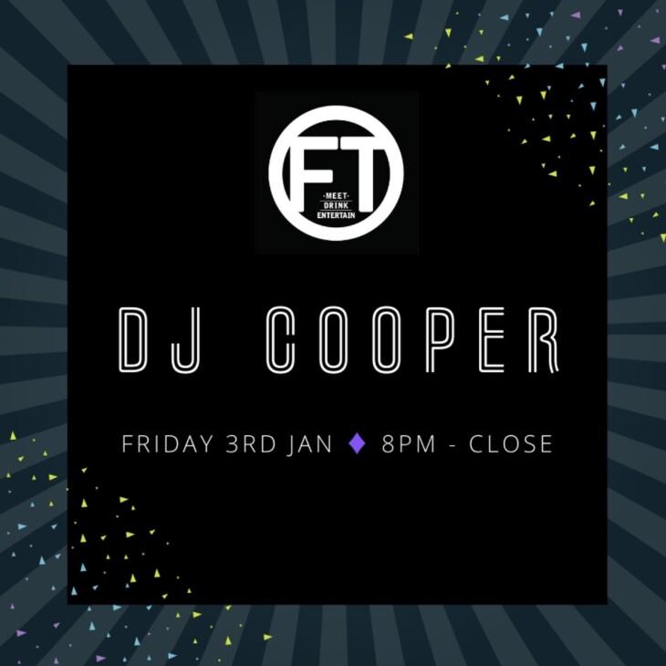Disco with DJ Cooper