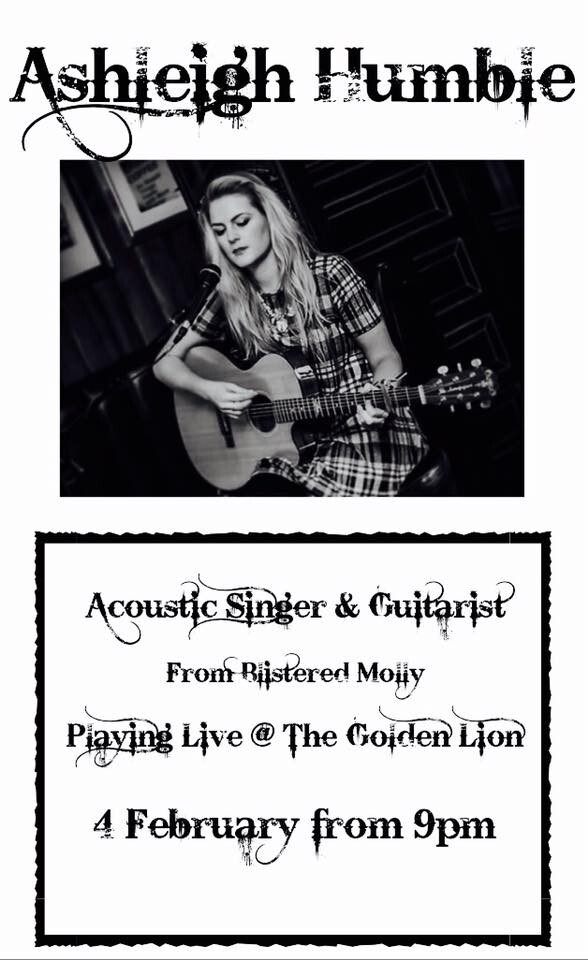 Ashleigh Humble from 9pm