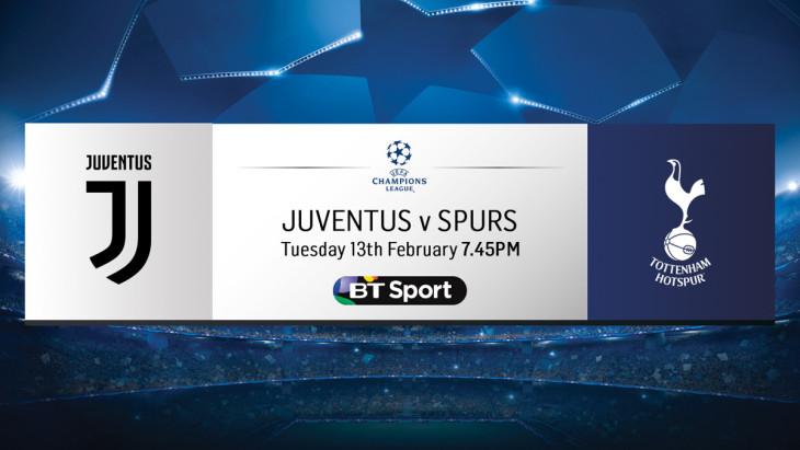 Juventus V Spurs
