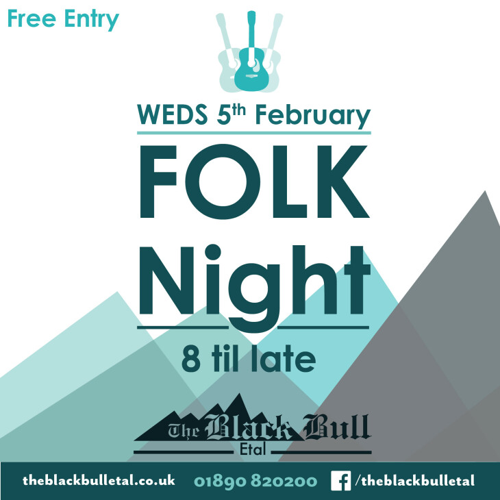 LIVE Folk Night