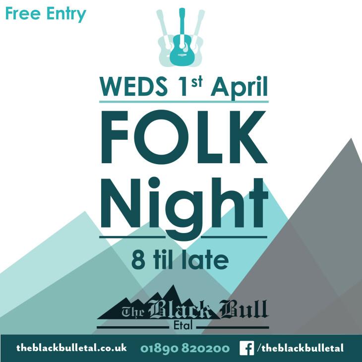 LIVE Folk Night