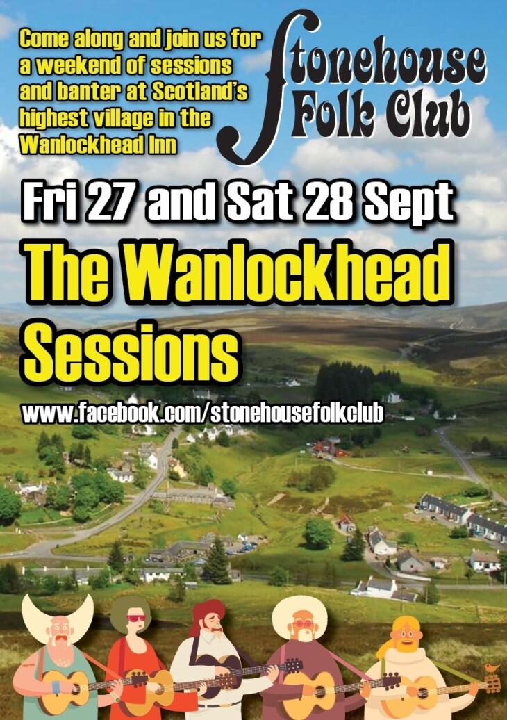 Stonehouse Folk weekend