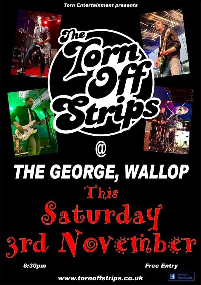 The Torn Off Strips play The George!