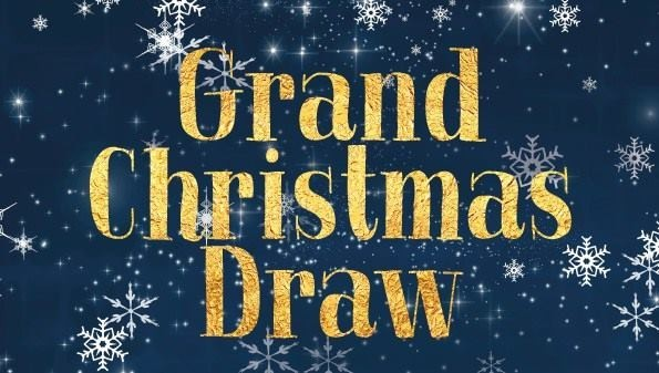 Christmas Grand Draw Night!