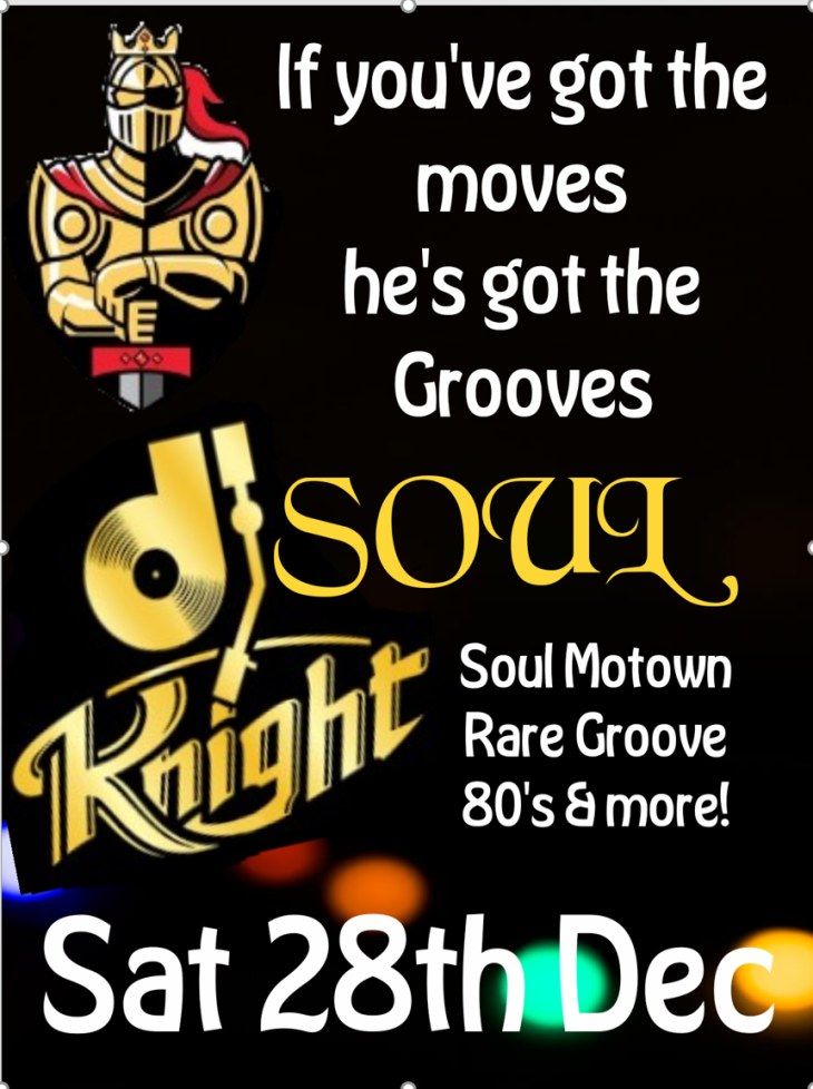 DJ SOUL KNIGHT