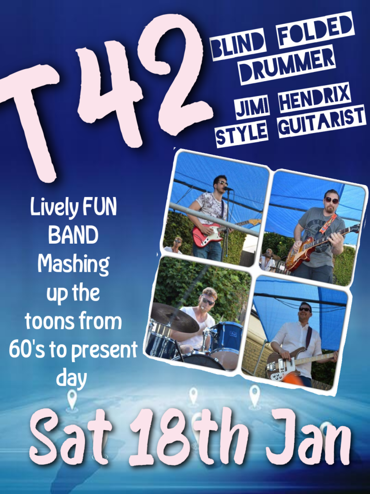 T42 BAND