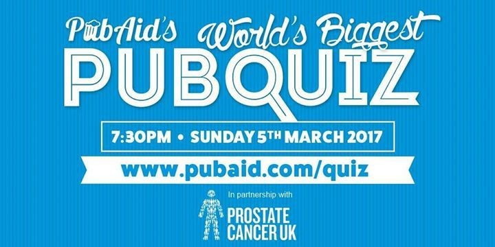 The World's Biggest Pub Quiz