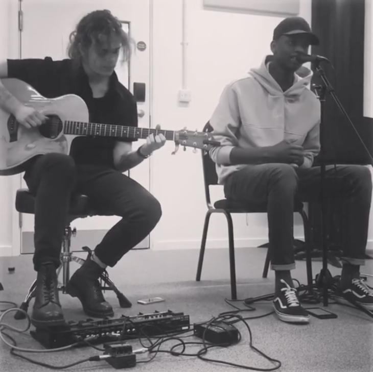 Acoustic Sessions: Aaron & Victor