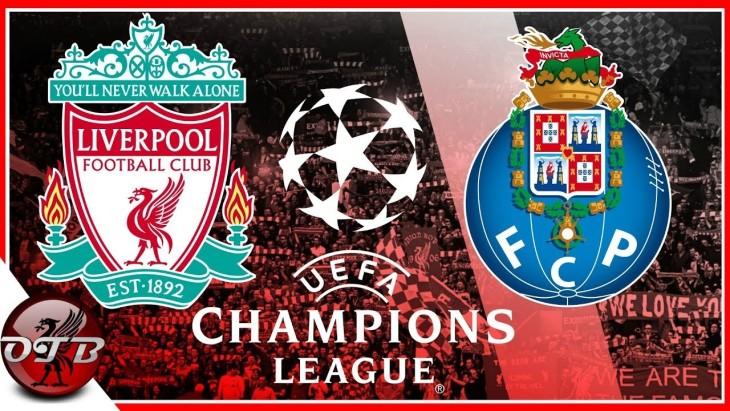 Champions League Liverpool vs FC Porto