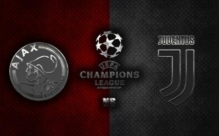 Champions League Ajax vs Juventus