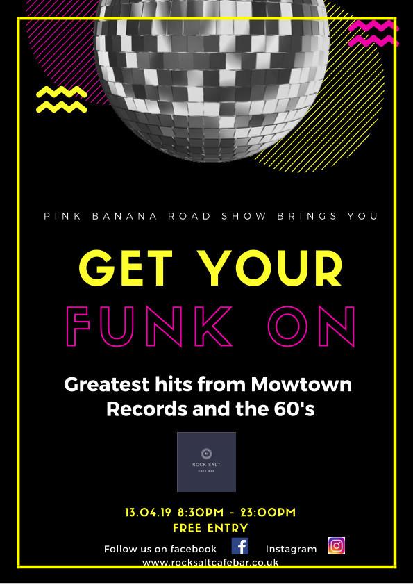 Mowtown Music Night