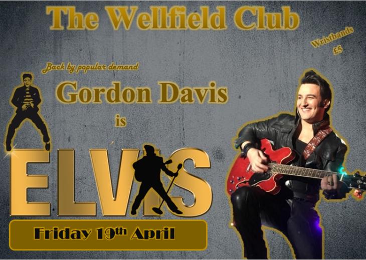 Elvis Tribute - Gordon Davis