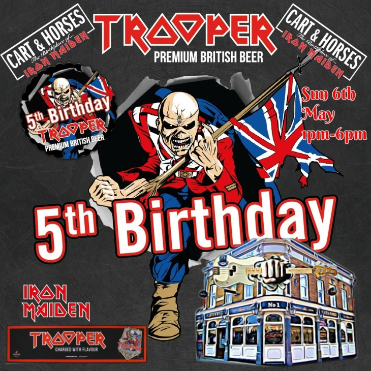 Trooper B-Day Party