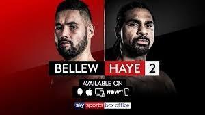 Bellew v Haye 2 - Sky Sports Boxing